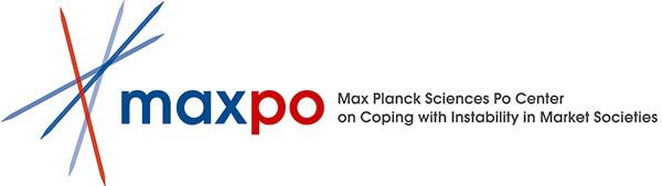 Maxpo - Max Planck Sciences Po Center on Coping with Instability in Market Societies