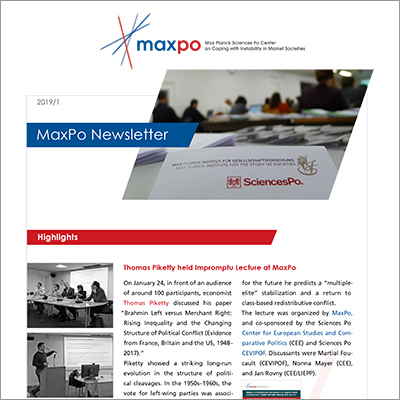 MaxPo Newsletter